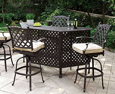 Click here for Outdoor Dining Sets